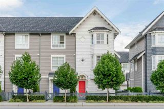 """Photo 1: 30 8438 207A Street in Langley: Willoughby Heights Townhouse for sale in """"YORK by Mosaic"""" : MLS®# R2396335"""