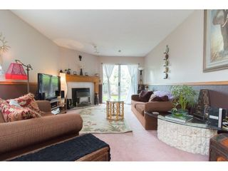 """Photo 3: 214 34909 OLD YALE Road in Abbotsford: Abbotsford East Townhouse for sale in """"The Gardens~"""" : MLS®# R2254662"""