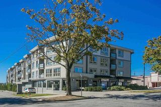 "Photo 1: 202 405 SKEENA Street in Vancouver: Renfrew VE Condo for sale in ""The Jasmine"" (Vancouver East)  : MLS®# R2248590"