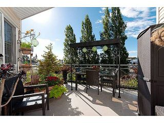 """Photo 1: 220 5500 ANDREWS Road in Richmond: Steveston South Condo for sale in """"SOUTHWATER"""" : MLS®# V1013275"""