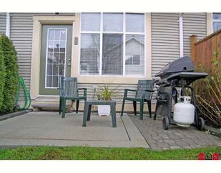 """Photo 10: 12 14959 58TH Avenue in Surrey: Sullivan Station Townhouse for sale in """"Skylands"""" : MLS®# F2808903"""