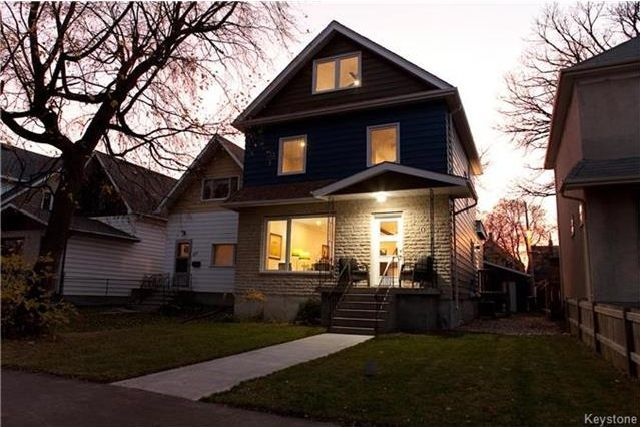 Main Photo: 209 Hill Street in Winnipeg: Norwood Residential for sale (2B)  : MLS®# 1727710