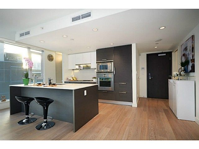 """Main Photo: 1103 1499 W PENDER Street in Vancouver: Coal Harbour Condo for sale in """"WEST PENDER PLACE"""" (Vancouver West)  : MLS®# V1054615"""