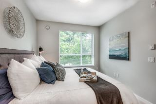 """Photo 20: 209 607 COTTONWOOD Avenue in Coquitlam: Coquitlam West Condo for sale in """"Stanton House by Polygon"""" : MLS®# R2589978"""