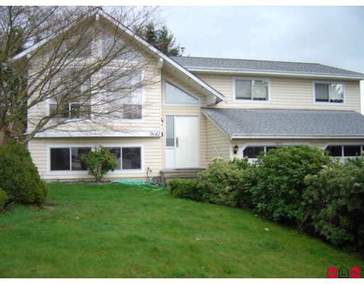 """Main Photo: 7642 EIDER Street in Mission: Mission BC House for sale in """"400 - West Heights - West of Cedar"""" : MLS®# F2806756"""