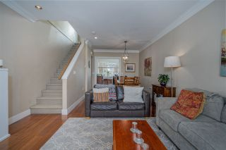 """Photo 4: 2148 W 8TH Avenue in Vancouver: Kitsilano Townhouse for sale in """"Hansdowne Row"""" (Vancouver West)  : MLS®# R2537201"""