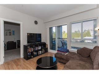 """Photo 3: 322 9655 KING GEORGE Boulevard in Surrey: Whalley Condo for sale in """"GRUV"""" (North Surrey)  : MLS®# R2134761"""