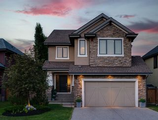 Main Photo: 94 West Coach Way SW in Calgary: West Springs Detached for sale : MLS®# A1153820