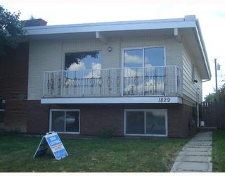 Photo 1:  in CALGARY: Forest Lawn Residential Attached for sale (Calgary)  : MLS®# C3275557
