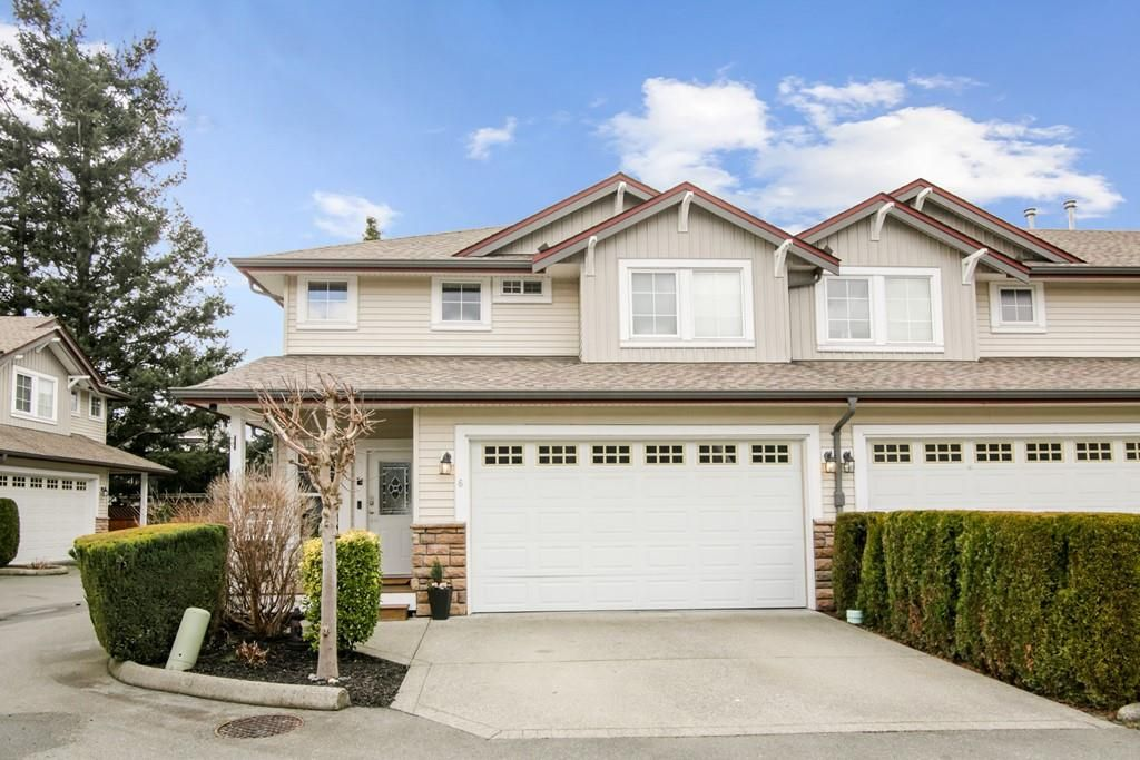 Main Photo: 6 45140 SOUTH SUMAS Road in Chilliwack: Sardis West Vedder Rd Townhouse for sale (Sardis)  : MLS®# R2542590