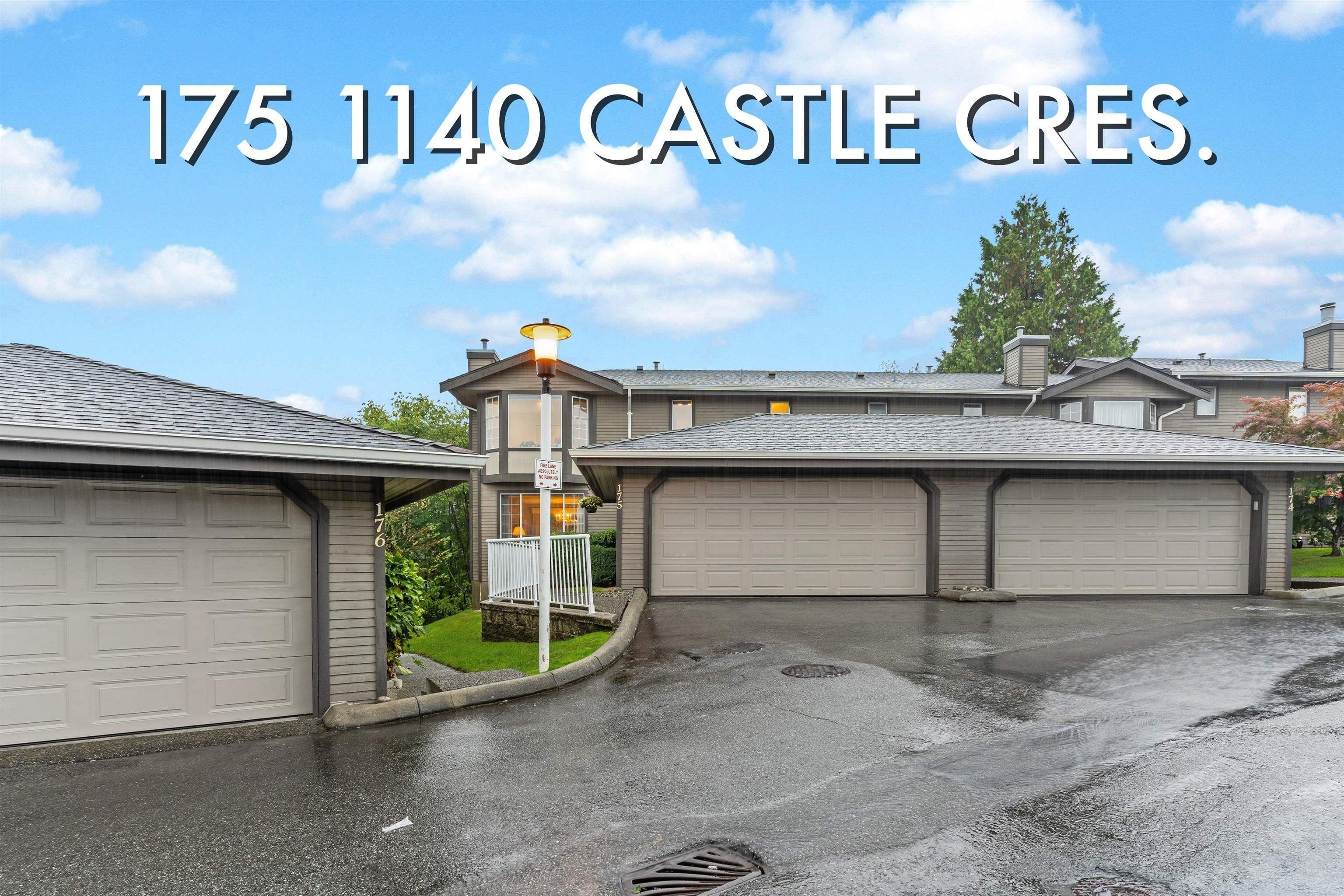 """Main Photo: 175 1140 CASTLE Crescent in Port Coquitlam: Citadel PQ Townhouse for sale in """"The Uplands"""" : MLS®# R2619994"""
