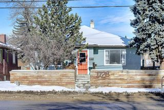 Photo 1: 1728 17 Avenue SW in Calgary: Scarboro Detached for sale : MLS®# A1070512