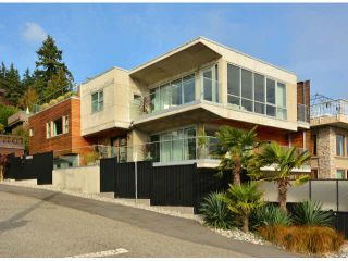 """Photo 1: 14607 MARINE Drive: White Rock House for sale in """"West Beach"""" (South Surrey White Rock)  : MLS®# F1424184"""