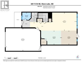 Photo 28: 425B 13 Street SE in Slave Lake: House for sale : MLS®# A1126770