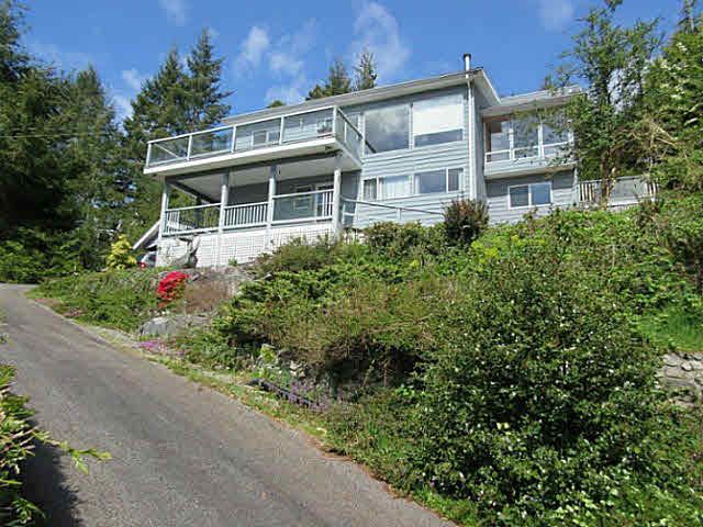 Main Photo: 4763 SINCLAIR BAY ROAD in : Pender Harbour Egmont House for sale : MLS®# V1139001
