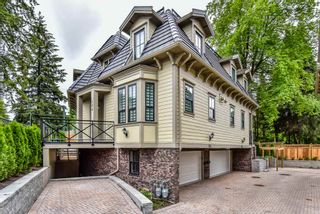 Photo 1: 104 658 HARRISON Avenue in Coquitlam: Coquitlam West Townhouse for sale : MLS®# R2494360