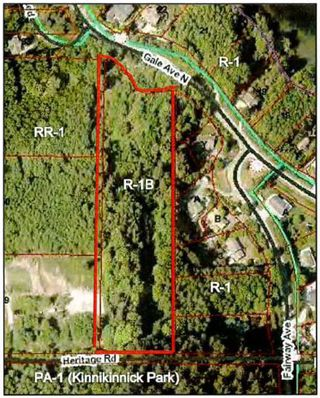 Photo 1: 55 N GALE Avenue in Sunshine Valley: Sechelt District Land for sale (Sunshine Coast)  : MLS®# R2565264