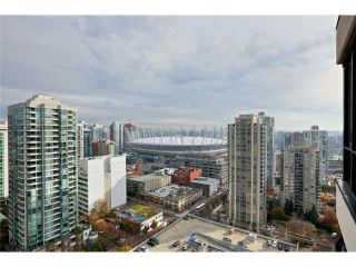 """Photo 12: 2504 977 MAINLAND Street in Vancouver: Yaletown Condo for sale in """"YALETOWN PARK III"""" (Vancouver West)  : MLS®# V1094535"""
