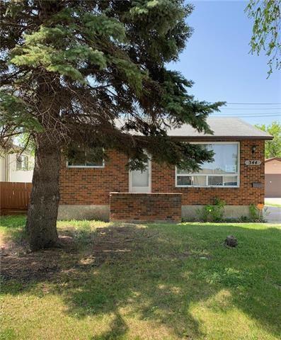 Main Photo: 344 Sutton Avenue in Winnipeg: Residential for sale (3F)  : MLS®# 1905076
