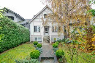 Photo 1: 3536 W 1ST AVENUE in Vancouver: Kitsilano House for sale (Vancouver West)  : MLS®# R2592285