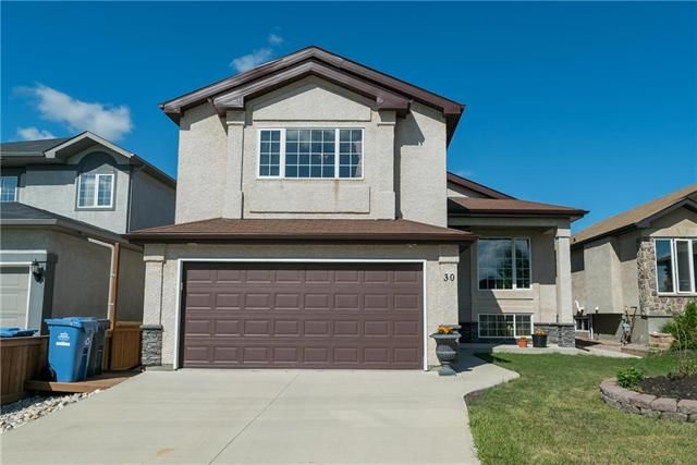 Main Photo: 30 Kellendonk Road | River Park South Winnipeg