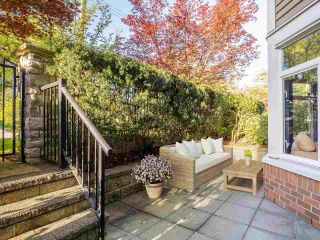 """Photo 2: 114 3188 W 41ST Avenue in Vancouver: Kerrisdale Condo for sale in """"Lanesborough"""" (Vancouver West)  : MLS®# R2573376"""