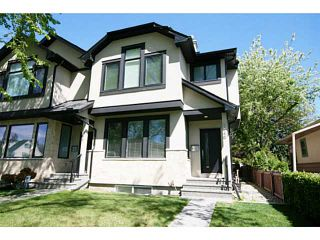 Photo 1: 2046 47 Avenue SW in CALGARY: Altadore River Park Residential Attached for sale (Calgary)  : MLS®# C3569906