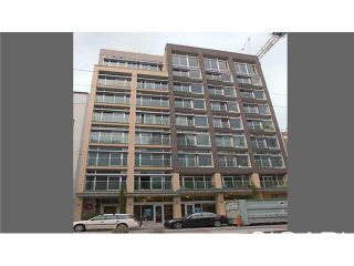 Photo 1: 709 33 W PENDER Street in Vancouver: Downtown VW Condo for sale (Vancouver West)  : MLS®# V1092745