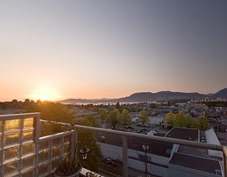"""Photo 8: 808 2201 PINE Street in Vancouver: Fairview VW Condo for sale in """"MERIDIAN COVE"""" (Vancouver West)  : MLS®# V645926"""
