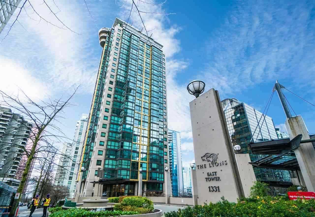 Main Photo: 3105 1331 ALBERNI Street in Vancouver: West End VW Condo for sale (Vancouver West)  : MLS®# R2534232