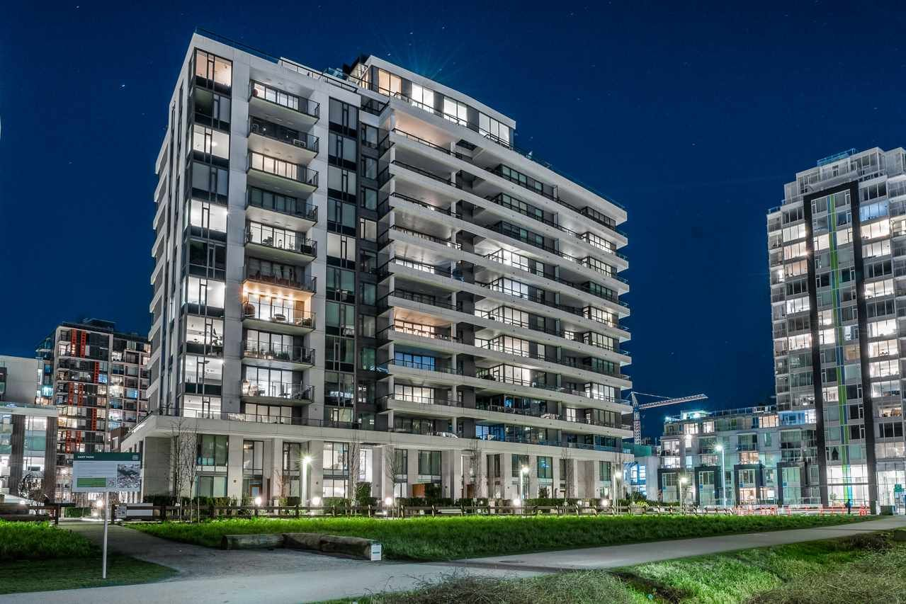 """Main Photo: 1402 1688 PULLMAN PORTER Street in Vancouver: Mount Pleasant VE Condo for sale in """"NAVIO AT THE CREEK"""" (Vancouver East)  : MLS®# R2554724"""