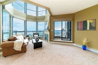 """Photo 2: 3002 6837 STATION HILL Drive in Burnaby: South Slope Condo for sale in """"Claridges"""" (Burnaby South)  : MLS®# R2498864"""