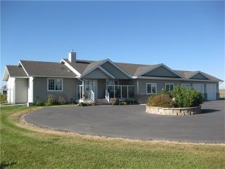 Photo 1: 42143 TOWNSHIP RD. 280 RD in Rural Rockyview County: Rural Rocky View MD House for sale (Rural Rocky View County)  : MLS®# C4033109