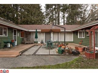 Photo 4: 13264 CRESCENT Road in Surrey: Elgin Chantrell House for sale (South Surrey White Rock)  : MLS®# F1102594