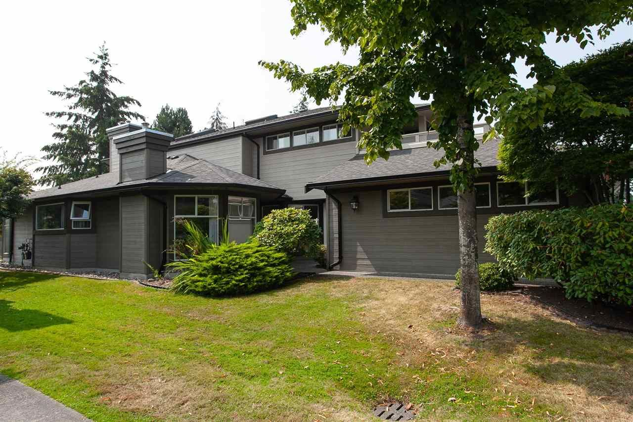 "Main Photo: 138 16080 82 Avenue in Surrey: Fleetwood Tynehead Townhouse for sale in ""Ponderosa"" : MLS®# R2297847"