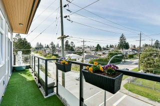 """Photo 2: 418 85 EIGHTH Avenue in New Westminster: GlenBrooke North Condo for sale in """"Eight West"""" : MLS®# R2562144"""