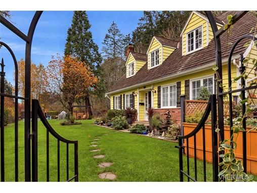 Main Photo: 1208 Tatlow Rd in NORTH SAANICH: NS Lands End House for sale (North Saanich)  : MLS®# 752675