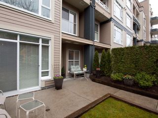 """Photo 7: 105 3600 WINDCREST Drive in North Vancouver: Roche Point Townhouse for sale in """"WINDSONG"""" : MLS®# V932458"""