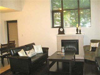 """Photo 3: 901 RICHARDS Street in Vancouver: Downtown VW Townhouse for sale in """"MODE"""" (Vancouver West)  : MLS®# V962659"""