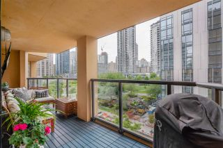 """Photo 22: 505 488 HELMCKEN Street in Vancouver: Yaletown Condo for sale in """"ROBINSON TOWER"""" (Vancouver West)  : MLS®# R2590838"""