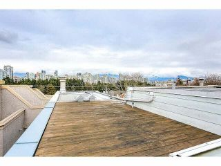 """Photo 7: 844 W 7TH AVE - LISTED BY SUTTON CENTRE REALTY in Vancouver: Fairview VW Townhouse for sale in """"WILLOW CASTLE"""" (Vancouver West)  : MLS®# V1106691"""