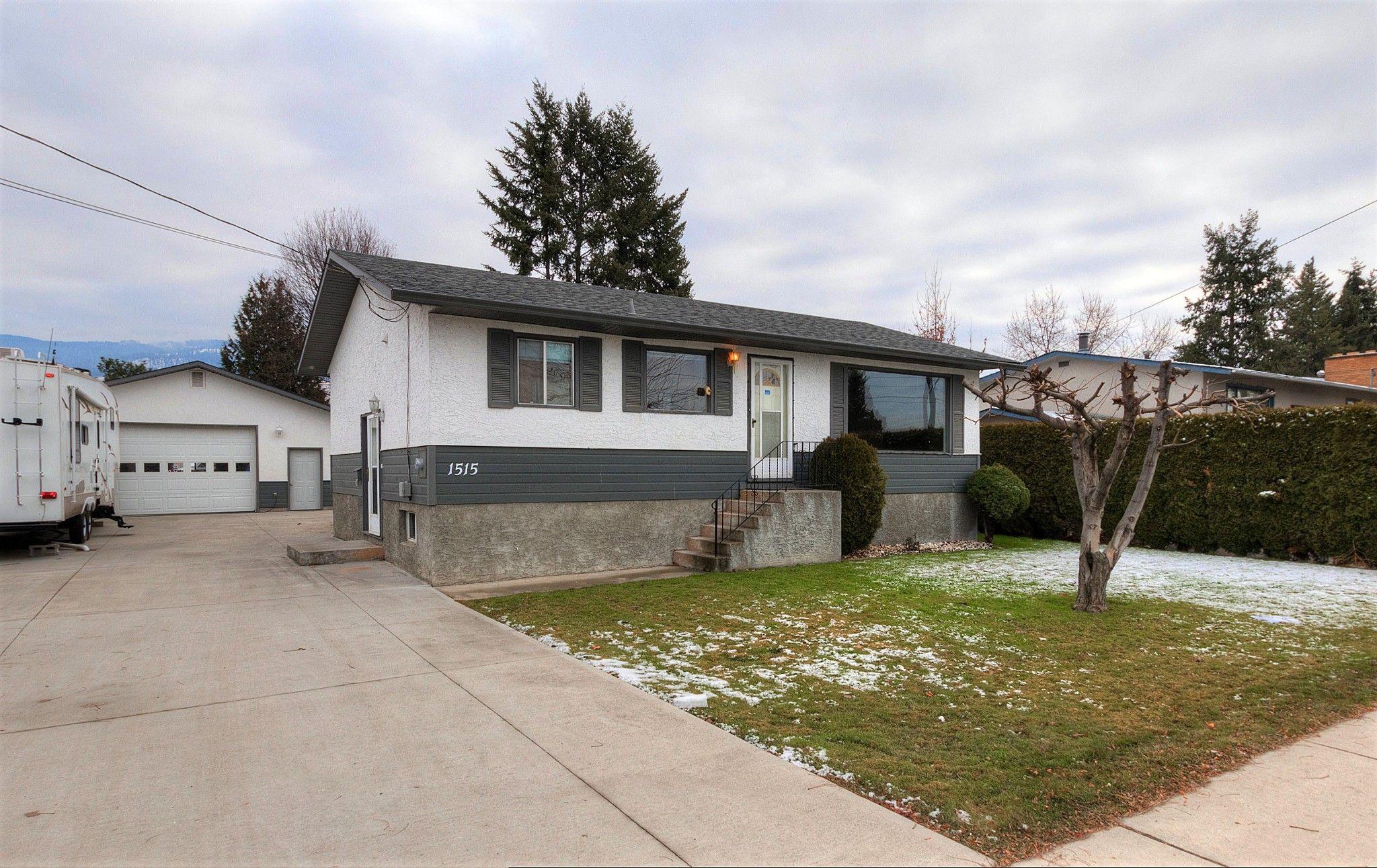 Main Photo: 1515 North Rutland Road in Kelowna: Rutland North House for sale (Central Okanagan)  : MLS®# 10146397