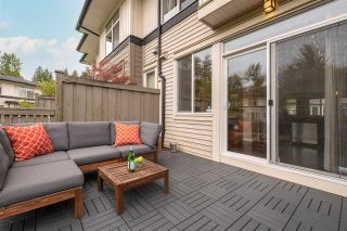 "Photo 22: 20 1125 KENSAL Place in Coquitlam: New Horizons Townhouse for sale in ""KENSAL WALK"" : MLS®# R2574729"
