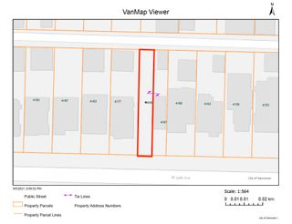 Photo 4: 4167 W 11TH Avenue in Vancouver: Point Grey Land for sale (Vancouver West)  : MLS®# R2617069