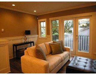 Photo 3: 208 W 13TH Avenue in Vancouver: Mount Pleasant VW Townhouse for sale (Vancouver West)  : MLS®# V684422