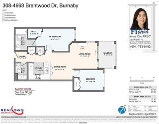 Photo 26: 308 4868 BRENTWOOD Drive in Burnaby: Brentwood Park Condo for sale (Burnaby North)  : MLS®# R2577606