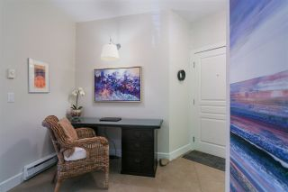 """Photo 11: 101 5605 HAMPTON Place in Vancouver: University VW Condo for sale in """"THE PEMBERLEY"""" (Vancouver West)  : MLS®# R2232745"""