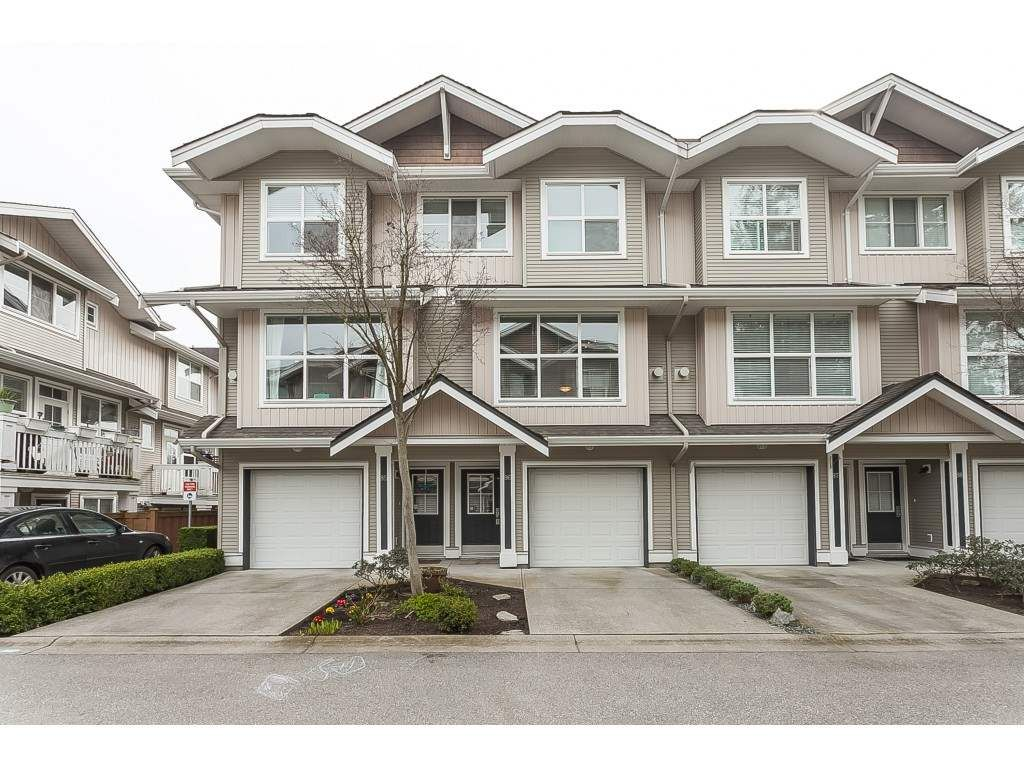 """Main Photo: 86 20460 66 Avenue in Langley: Willoughby Heights Townhouse for sale in """"Willow Edge"""" : MLS®# R2445732"""