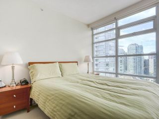 """Photo 14: 2301 1205 W HASTINGS Street in Vancouver: Coal Harbour Condo for sale in """"CIELO"""" (Vancouver West)  : MLS®# R2191331"""