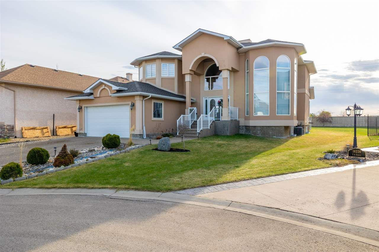 Main Photo: 16222 1A Street in Edmonton: Zone 51 House for sale : MLS®# E4244105